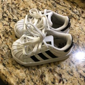 adidas Shoes - Adidas shell top ortholite sneakers